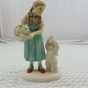Dept 56 Snowbabies Wizard of Oz I Have a Feeling W